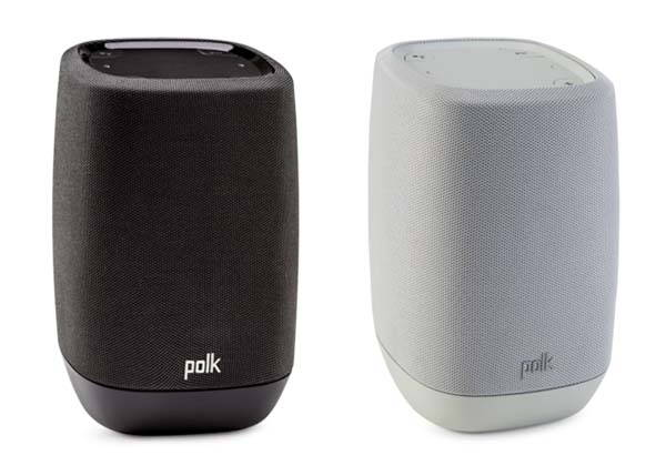 Polk Assist Smart Speaker with Google Assistant
