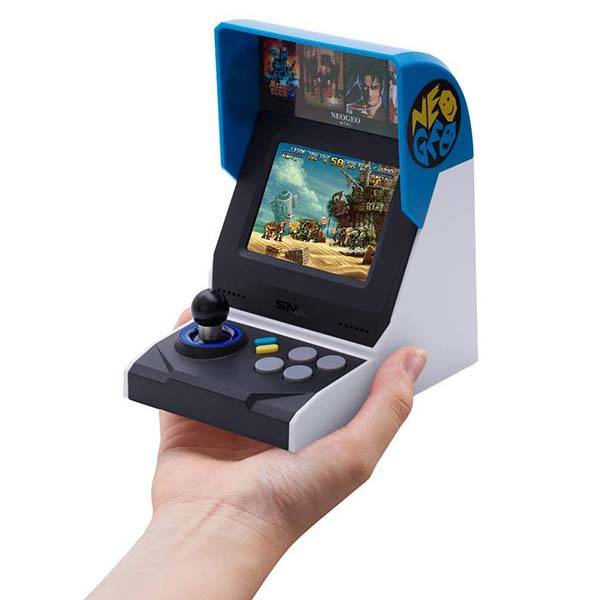 SNK NEOGEO Mini Arcade Cabinet International Version