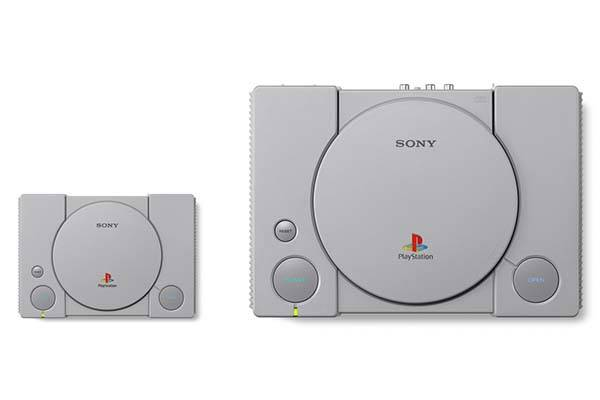 Sony PlayStation Classic Mini Game Console