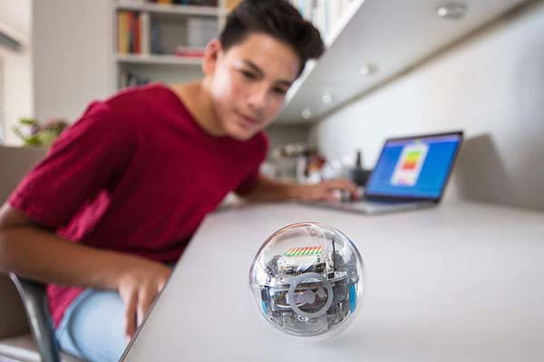 Sphero Bolt App-Enabled Robotic Ball