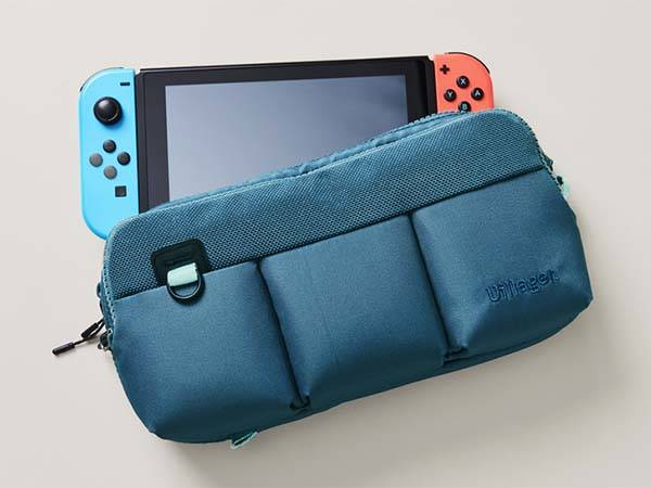 Villager 3UP Nintendo Switch Carry Bag