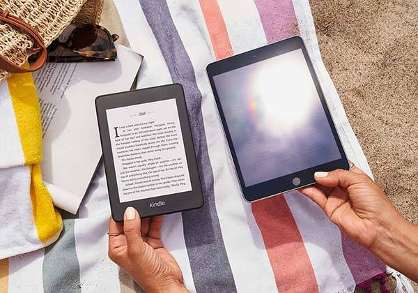 Amazon All-New Kindle Paperwhite with Waterproof Design