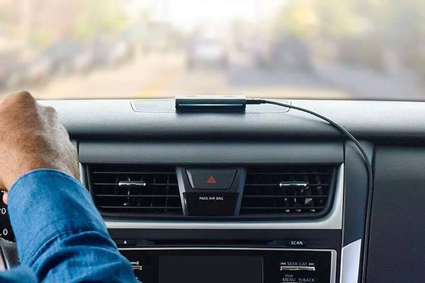 amazon echo auto alexa adapter for car gadgetsin. Black Bedroom Furniture Sets. Home Design Ideas
