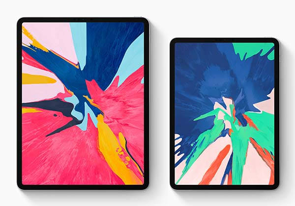 Apple All-New iPad Pro with All-Screen Design