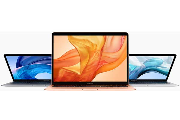 Apple New MacBook Air with Retina Display