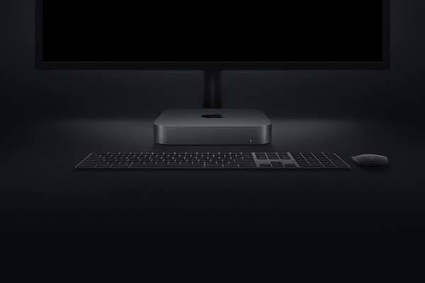 Apple Re-engineered Mac Mini