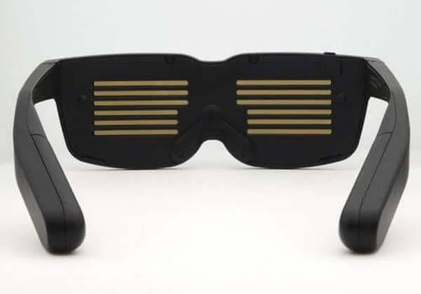 Chemion Customizable Bluetooth LED Glasses