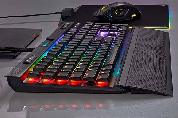 Corsair K70 RGB MK.2 Rapidfire Low Profile Mechanical Gaming Keyboard