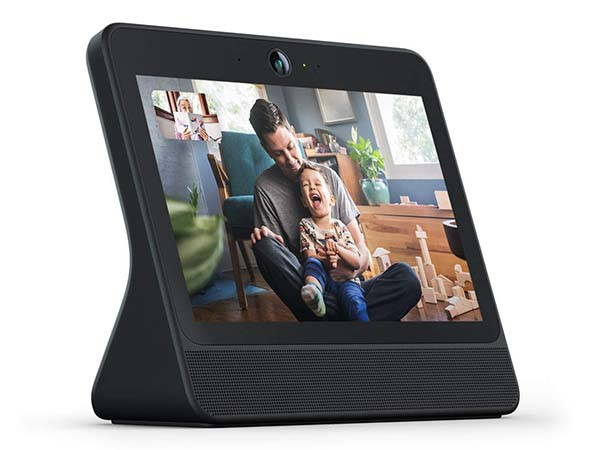 Facebook Portal Smart Home Device with Alexa Built-in ...