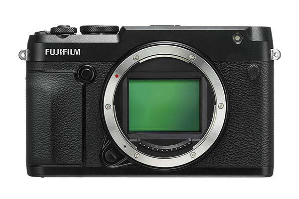 Fujifilm GFX 50R Medium Format Mirrorless Camera