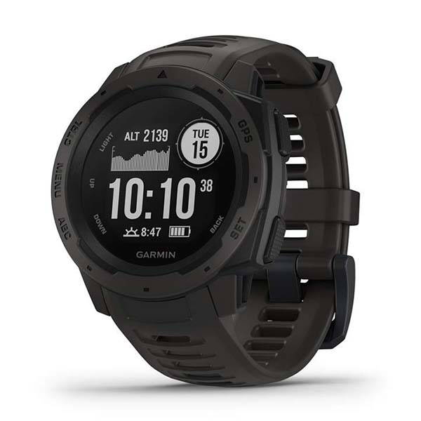 Garmin Gps Watch >> Garmin Instinct Outdoor GPS Smartwatch | Gadgetsin