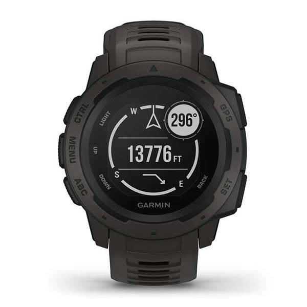 Garmin Instinct Outdoor GPS Smartwatch