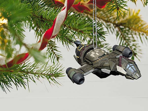 Hallmark Keepsake Firefly Serenity Christmas Ornament with Light