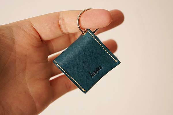 Handmade Mini Leather Pouch for Your Small Items