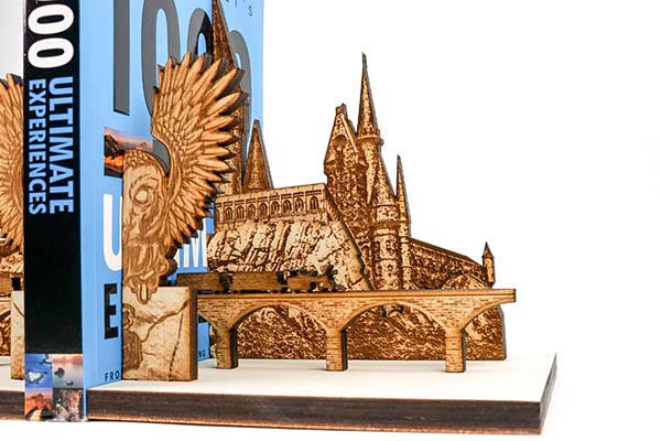 Harry Potter Hogwarts School of Witchcraft and Wizardry Bookends
