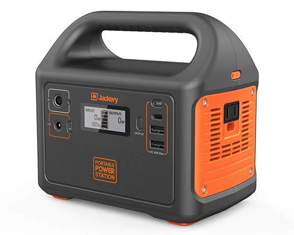 Jackery Explorer 160 Portable Power Station