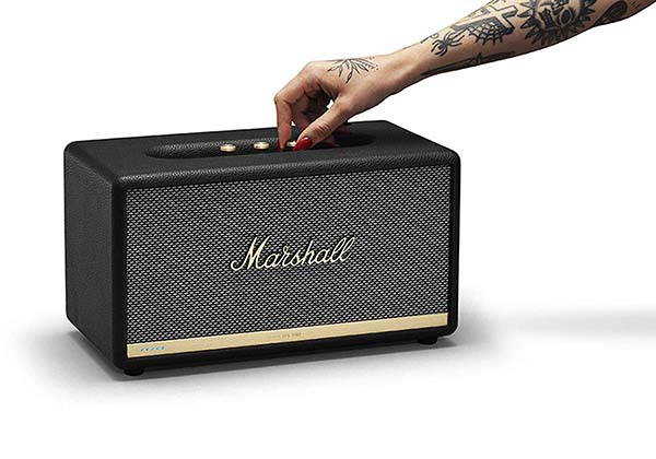Marshall Stanmore II Wireless Smart Speaker with Alexa