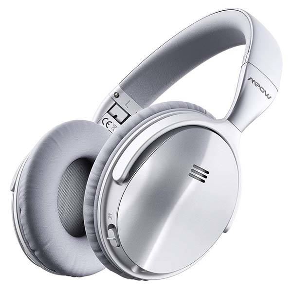 Mpow bluetooth headphones noise - noise cancelling headphones volume control