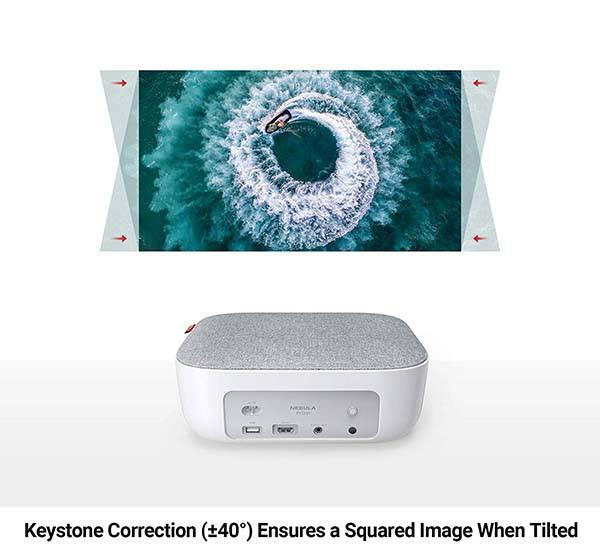 Nebula Prizm LCD Multimedia Projector