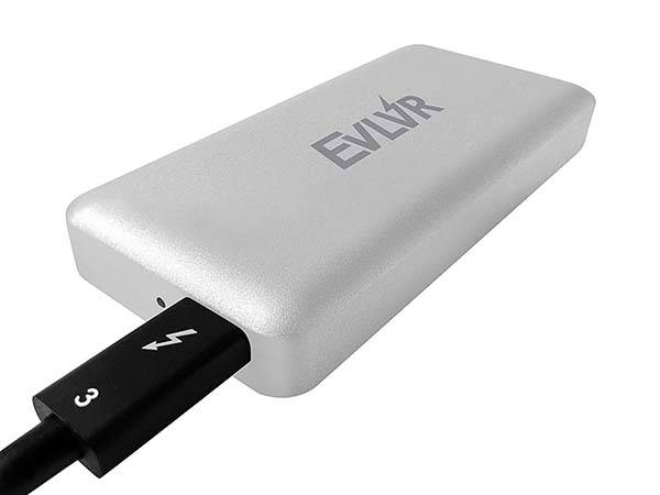 Patriot Evlvr Thunderbolt 3 External SSD