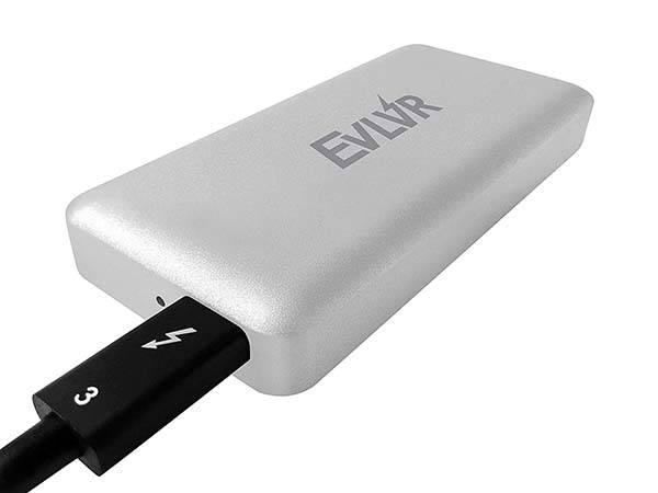 Patriot Evlvr Thunderbolt 3 External SSD