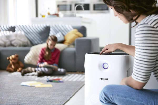 Philips 2000i WiFi HEPA Air Purifier