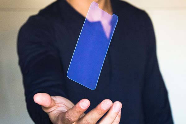 PURP NanoTech TGlass Blue Light Screen Protector