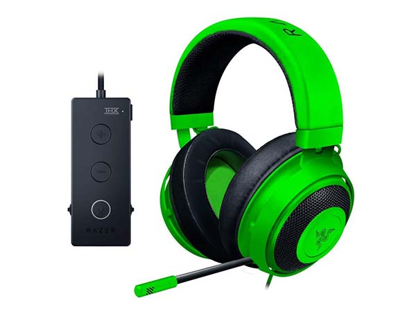 Razer Kraken Tournament Edition Gaming Headset with THX Spatial Audio
