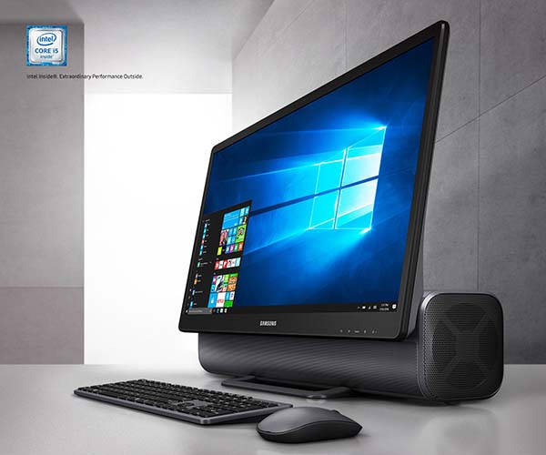"Samsung 24"" All-In-One Touchscreen Desktop Computer ..."