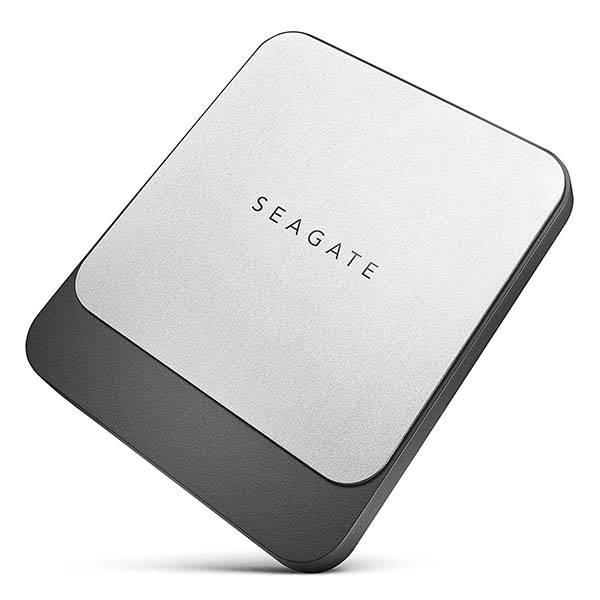 Seagate Fast USB-C External SSD