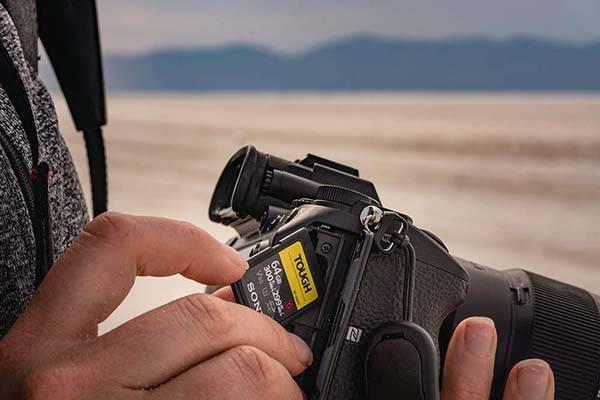 Sony SF-G Series Tough SDXC Card