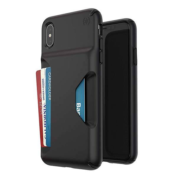 Speck Presidio Wallet iPhone XS Max Case