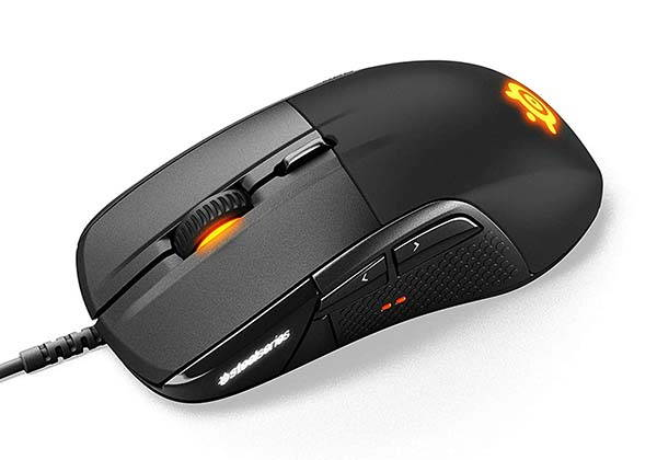 SteelSeries Rival 710 Modular Gaming Mouse