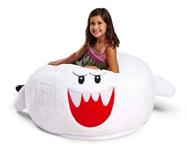 Super Mario Boo Bean Bag Chair