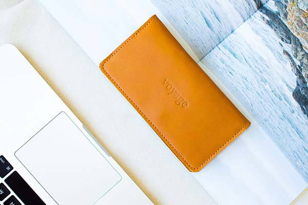 SEVEN Handmade iPhone Leather Wallet for iPhone XS/XS Max/XR
