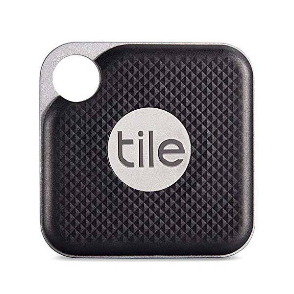 Tile Pro Bluetooth Tracker with Replaceable Battery