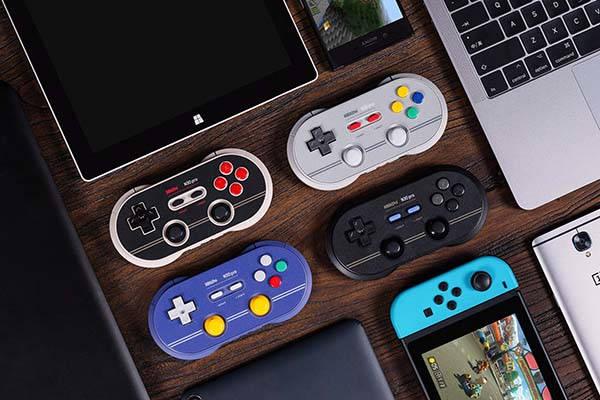 8Bitdo N30 Pro 2 Bluetooth Gamepad