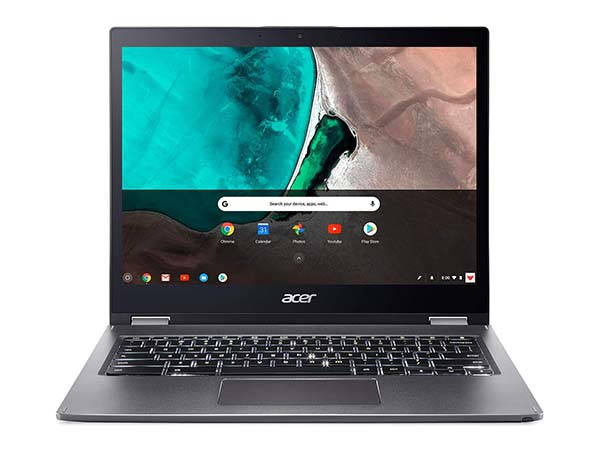 Acer Spin 13 Convertible Chromebook with Touchscreen