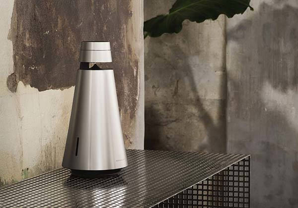 Bang & Olufsen Beosound 1 Portable Wireless Speaker with Google Assistant