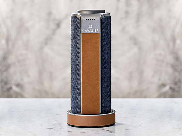 Cavalier Audio Maverick Portable Smart Speaker with Alexa