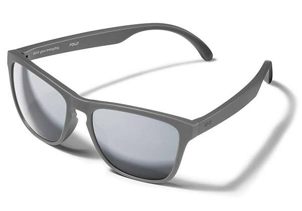 Distil Union Wayfarer MagLock Magnetic Polarized Sunglasses