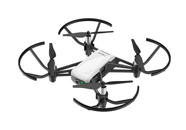 DJI Tello Mini Camera Drone Supports VR Headset