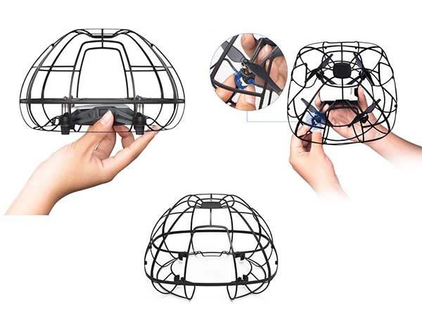 DJI Tello Mini Camera Drone Supports VR Headset