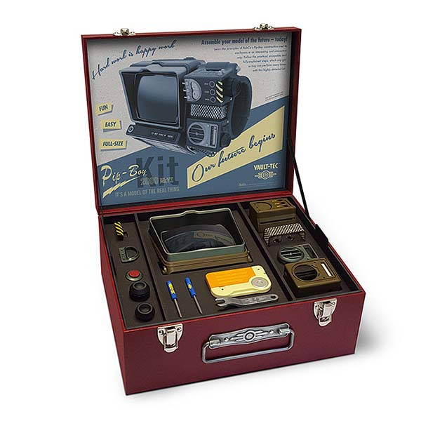 Fallout 76 Pip-Boy 2000 Mark VI Construction Kit