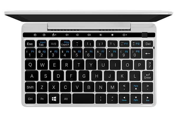 GPD Pocket 2 Mini Laptop with 7-Inch Touchscreen Display
