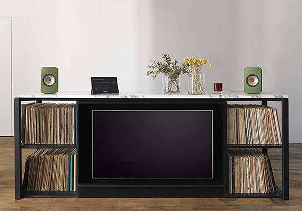 KEF LSX Wireless Stereo Speaker System