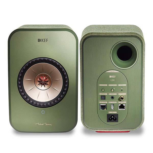 KEF LSX Wireless Stereo Speaker System
