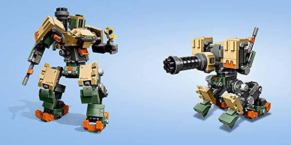 LEGO Overwatch Bastion Building Kit
