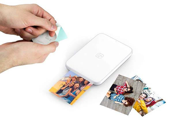 Lifeprint 3x4.5 Portable Photo Printer with Augmented Reality