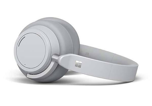 Microsoft Surface Headphones with Active Noise Cancellation